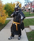 The Samurai Costume