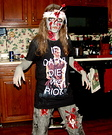 The Walking Dead Zombie Homemade Costume