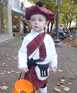 The Wee Bagpiper Halloween Costume