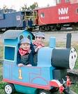 Thomas and his Engineers Homemade Costume