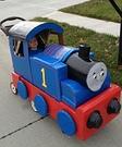 Thomas the Train & Driver Halloween Costume