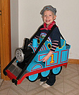 Tommy the Tank Engine Costume