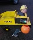 Tonka Truck Homemade Costume