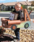 Cars Tow Mater Costume