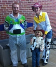 Toy Story Family Costume