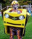 Transformer Bumble Bee Costume
