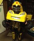 Transformer Homemade Costume