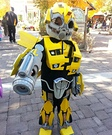 Transformer Bumblebee Costume