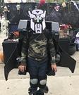 Transformer Tank Costume