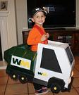 Trash Truck Homemade Costume