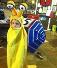 Turbo Costume