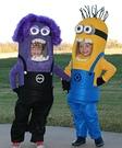 Twin Minions Costume