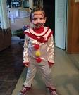 Twisty the Clown Child Costume