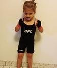 UFC Ronda Rousey Homemade Costume