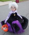 DIY Ursula Costume for Girls