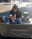 Sailor on USS Yorktown Homemade Costume
