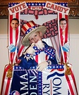 Vote with Candy! Voting Booth Halloween Costume