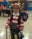 Waldo Homemade Costume