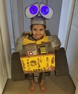 DIY Wall-e Costume