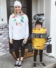 DIY Wall-E Costume