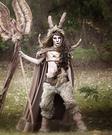 Warrior Satyr Costume