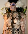 Bride of Frankenstein Halloween costume