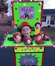 Whac-A-Mole Costume