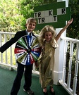 Wheel of Fortune! homemade costume
