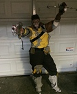 Wilhelm from Borderlands Homemade Costume