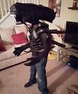 Xenomorph Alien Homemade Costume