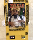 Zoltar the Fortune Teller Homemade Costume