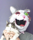 Animal costume ideas for adults - Zombie Cat Costume