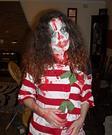 Homemade Zombie Clown Costume