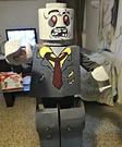 Zombie Lego Costume