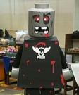Zombie Lego Man Costume