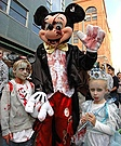 Mickey Mouse Zombie Halloween Costume